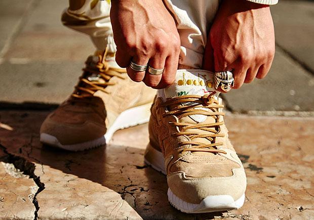 Footpatrol Diadora Macchiato Pack
