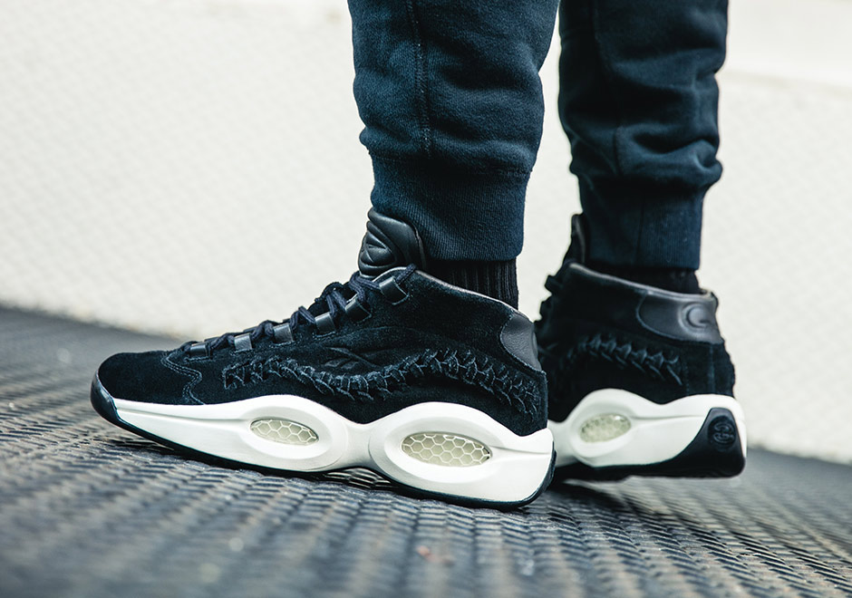 Hall of Fame Reebok Question Woven