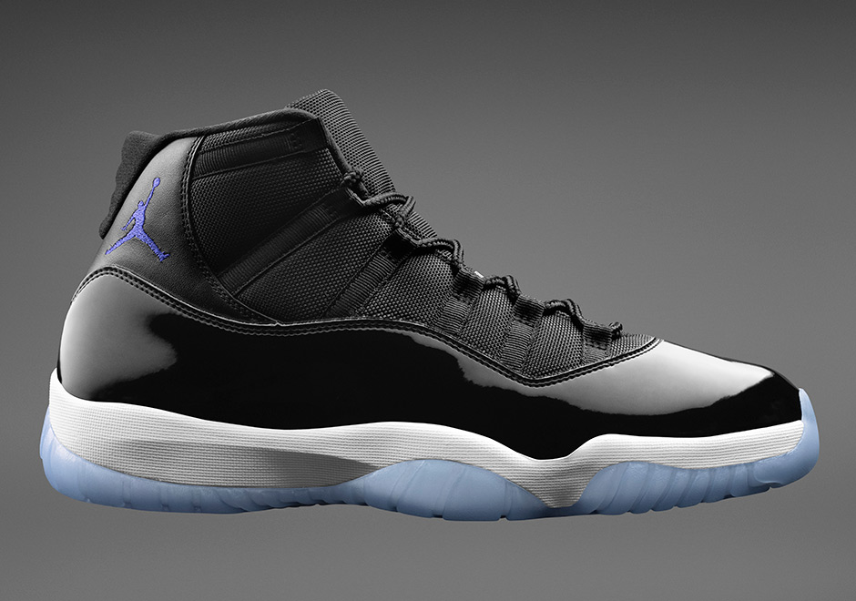 "Official Images Of The Air Jordan 11 ""Space Jam"""