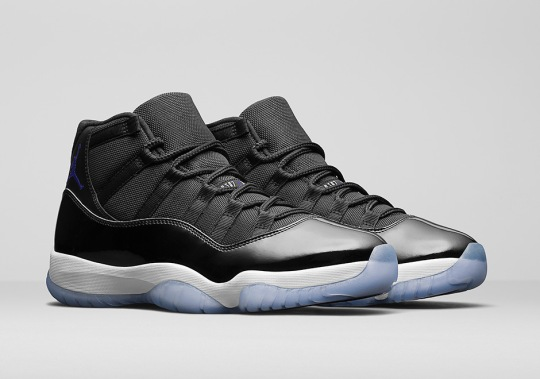 """Official Images Of The Air Jordan 11 """"Space Jam"""""""