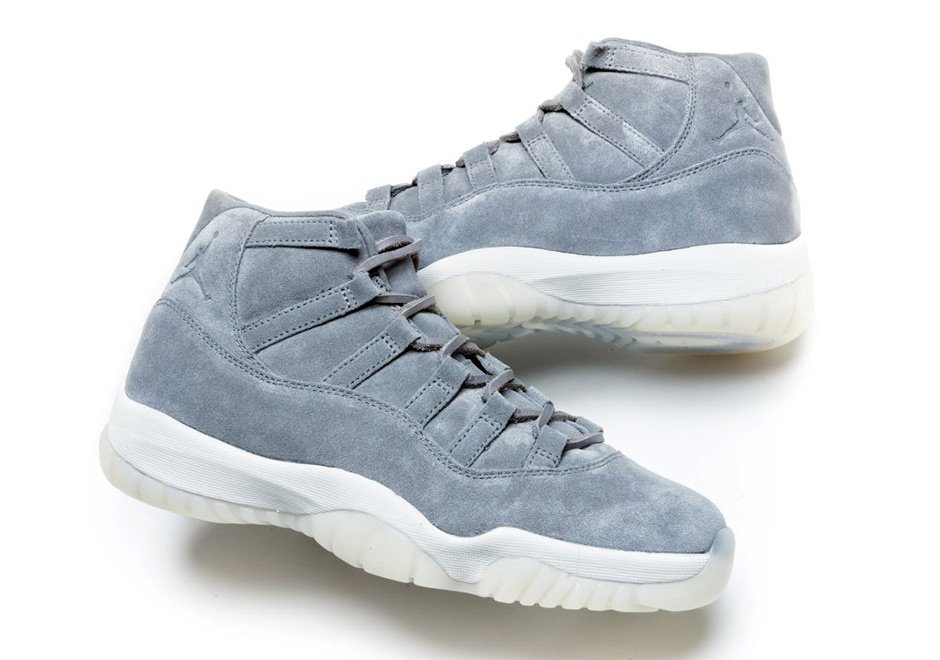 jordan 11 suede complete release guide sneakernews com rh sneakernews com