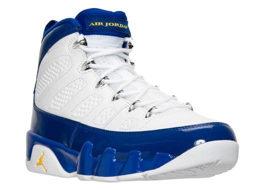 """The Air Jordan 9 """"Kobe"""" Releases Next Weekend"""