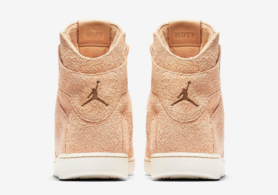 Jordan Westbrook 0.2 Vachetta Tan