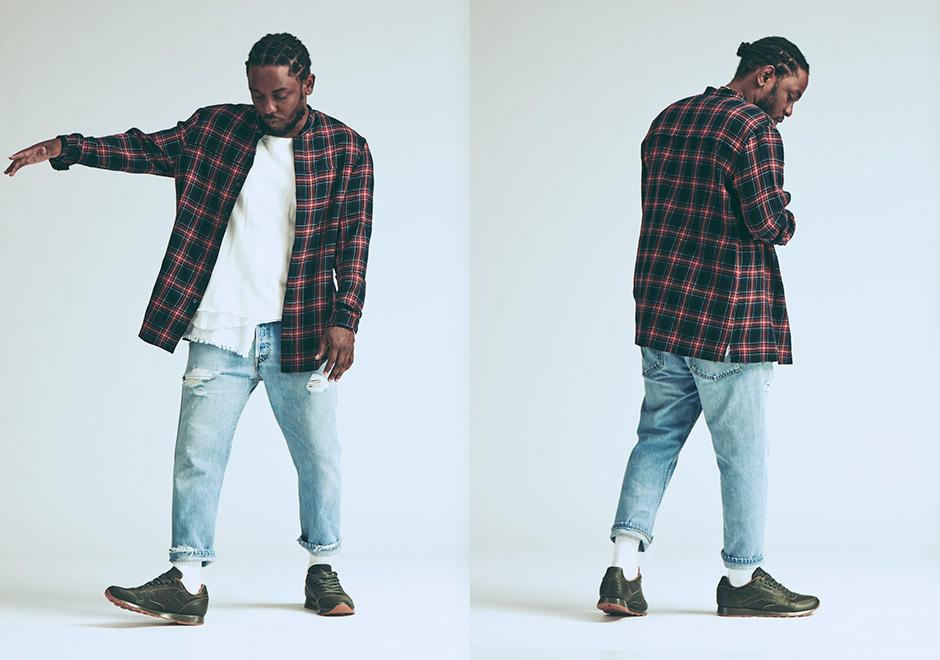 41101d61a19 Kendrick Lamar x Reebok Classic Leather Lux Red   Blue