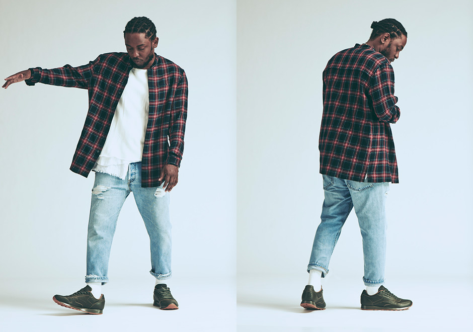0a7ea43f9a4df Kendrick Lamar Reebok Classic Leather Release Date