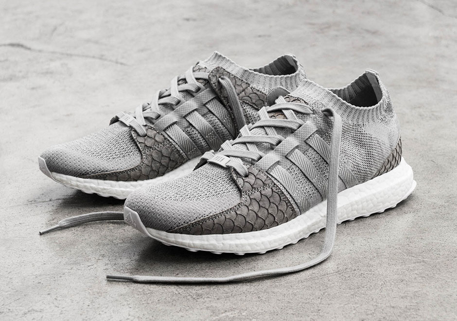 competitive price cd9e4 5f7f5 Pusha Ts Next adidas EQT Collaboration Features Boost And Primeknit