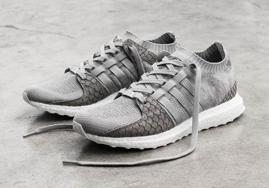 Pusha T's Next adidas EQT Collaboration Features Boost And Primeknit
