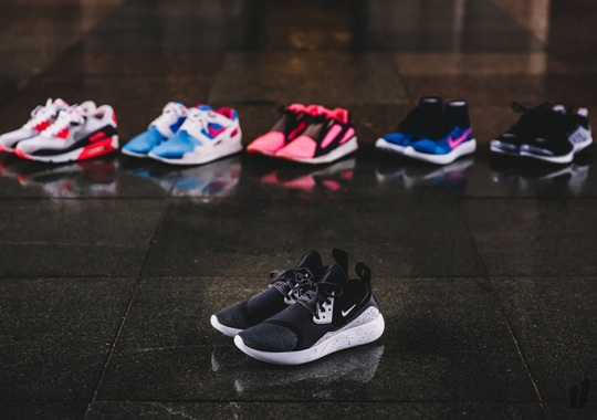 A Quick Breakdown Of The Shoes That Inspired The Nike LunarCharge