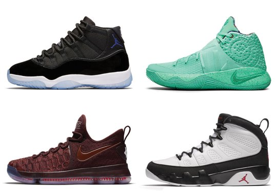 Nike Unveils Holiday 2016 Releases Including Space Jams, Christmas Kicks, And More