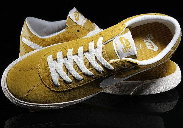 caed862ed004 Nike SB Bruin. Color  Peat Moss Ivory Style Code  631041-311. Price   75.  show comments