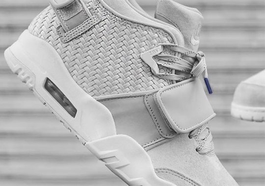 Victor Cruz To Release His Next Nike Air Cruz Release At KITH