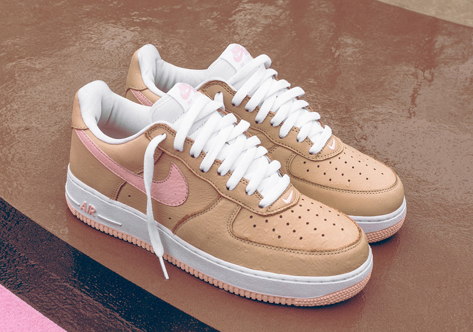 new product e900d d49f0 Air Force 1 Miami Linen For Sale