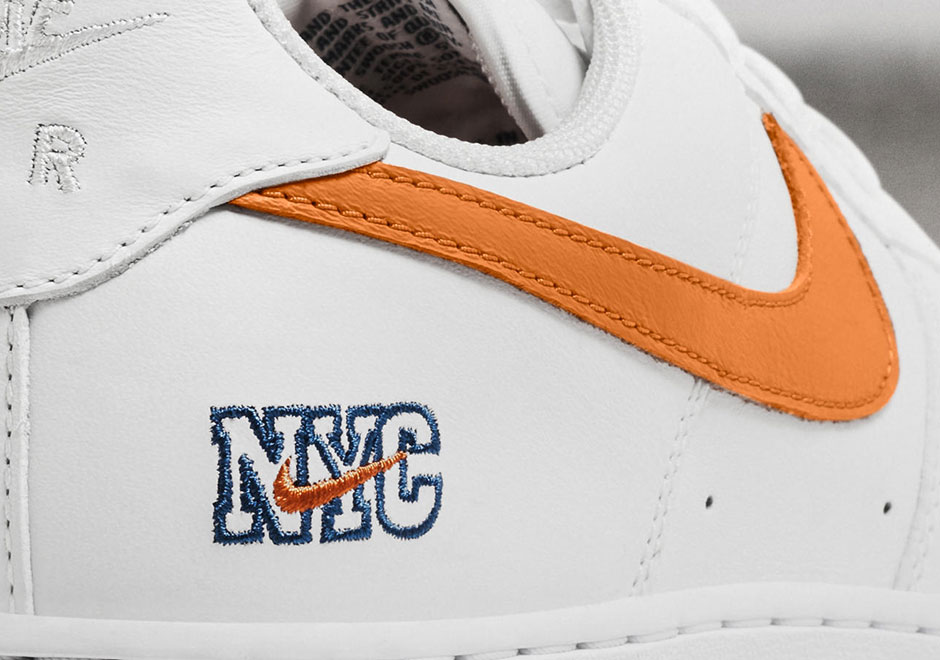 timeless design 151d9 74824 Nike Air Force 1 Low NYC Release Info  SneakerNews.com