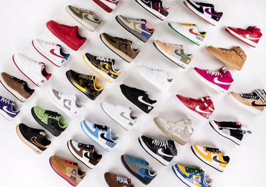 Stadium Goods To Sell Legendary Air Force 1s For $89 At Complex Con