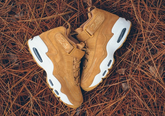 "Nike Air Griffey Max 1 ""Flax"" Is Now Available"