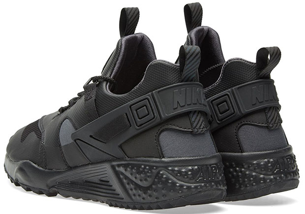 official photos 942b9 c5d24 ... inexpensive nike air huarache utility premium. color black anthracite  style code 806979 002. price