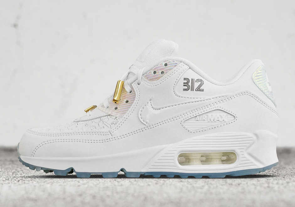 competitive price 2f05d d55b4 Nike Air Max 90 Chicago Exclusive November 19th 30%OFF
