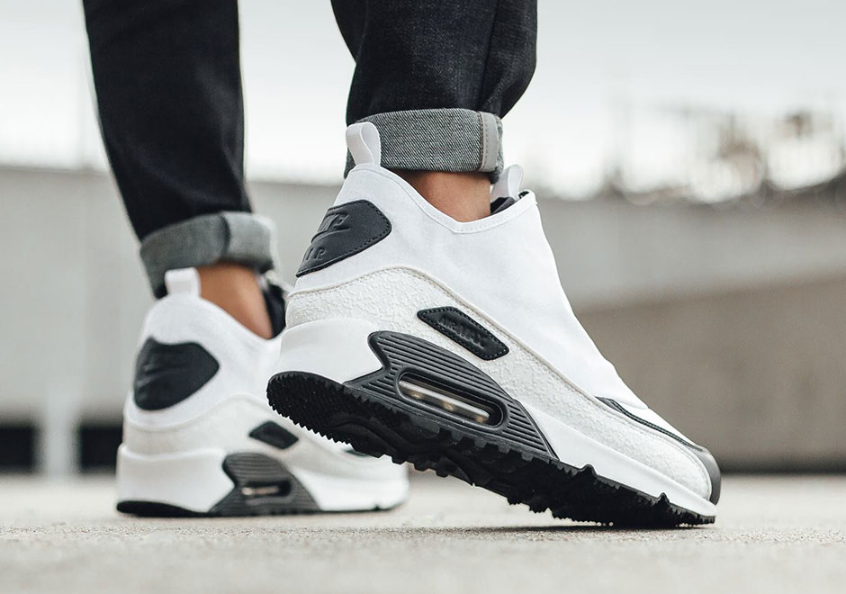 Nike Air Max 90 Utility White Obsidian 858956 100 Sneakernews Com