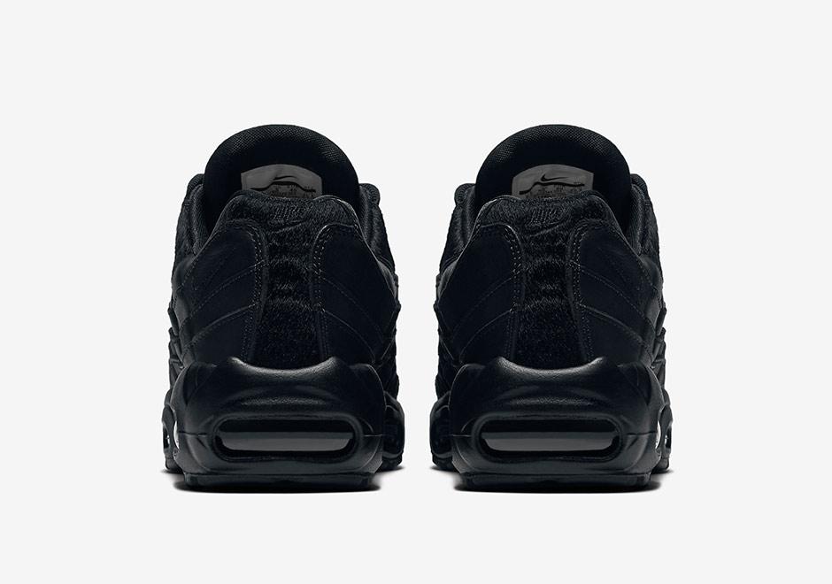 808648d901f8c5 Nike WMNS Air Max 95 Premium. Color  Black Black-Summit White Style Code   807443-004