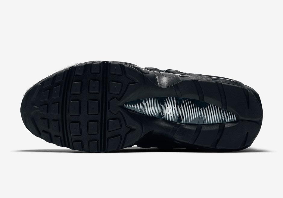 info for 1d969 69bfa Nike WMNS AIr max 95 Black Pony Hair 807443-004   SneakerNews.com
