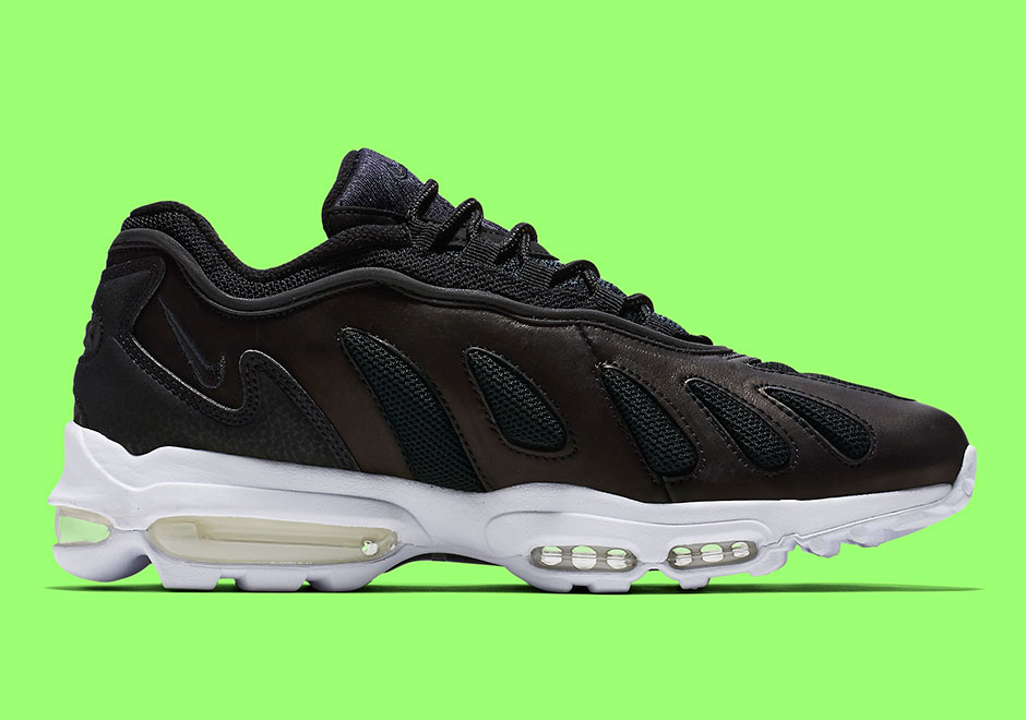 cc2a695e0414 Nike Air Max 96 XX Black White 870165-002