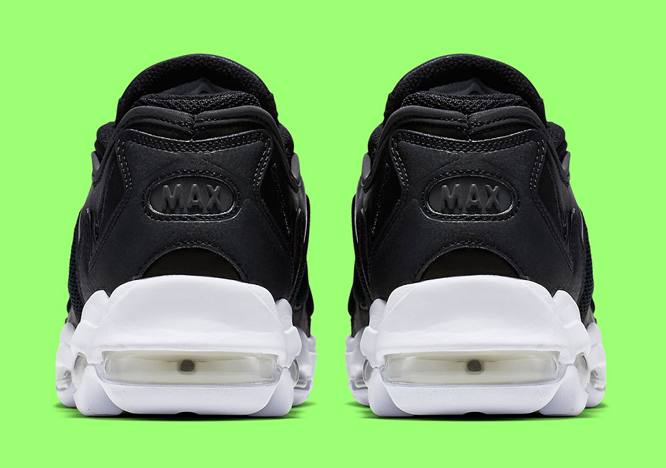 official photos 105fd 86a57 The return of the Air Max 96 and Air Max 96 II wasnt as ceremonious as we  all expected it to be, and it has only to do with the swapped out ...
