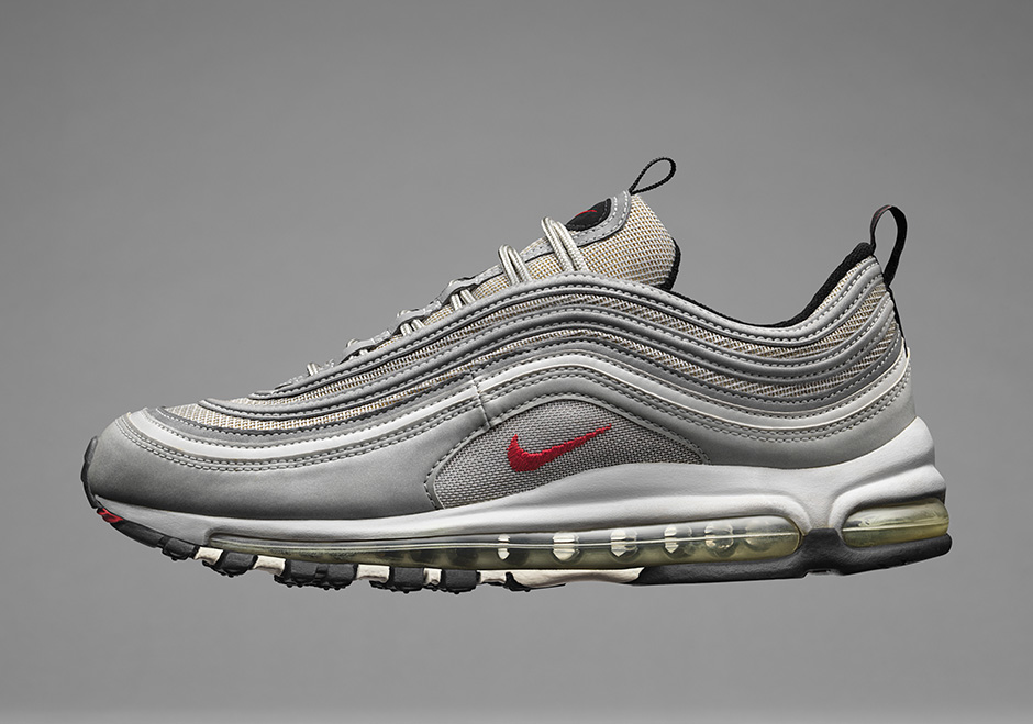 Nike Air Max 97 La Silver Italy Release Date