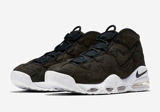 The Nike Air Max Tempo Returns In Black/White