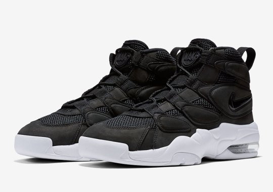 Nike Is Relaunching The Air Max Uptempo 2 In Simpler Colorways