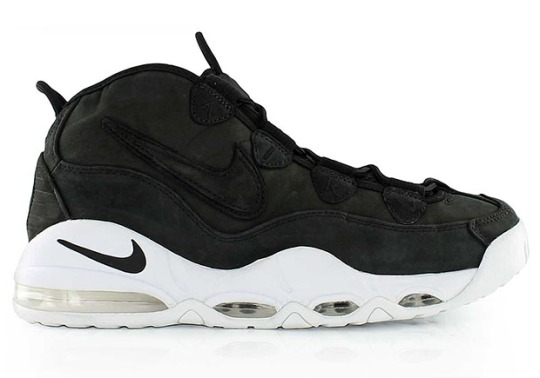 "Full Look At The Nike Air Max Uptempo ""Black Pack"""