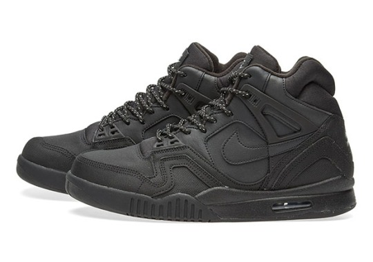 The Nike Air Tech Challenge II Gets Ready For Winter