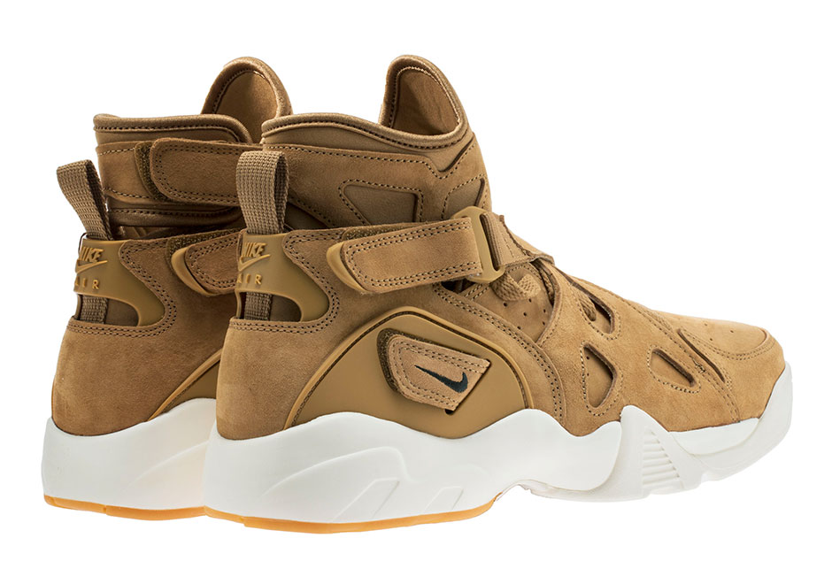 premium selection 61be2 73817 Nike Air Unlimited Wheat Release Date 889013-200  SneakerNew