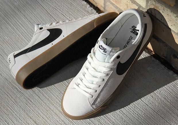 Nike SB Blazer Low GT Ivory Black Gum 704939-109  e2ecad9fa