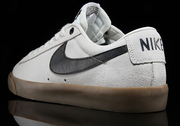 cheap for discount 7e1ed 267dd 91010 fdc02  spain nike sb blazer low gt. color ivory black gum light brown  style code 704939
