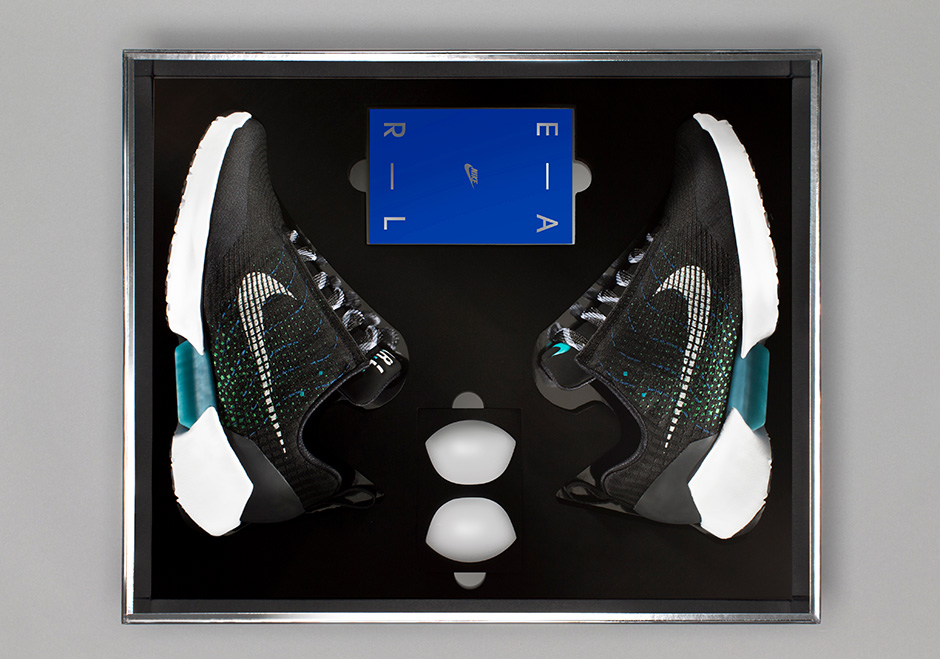 Nike HyperAdapt 1.0 Packaging Details