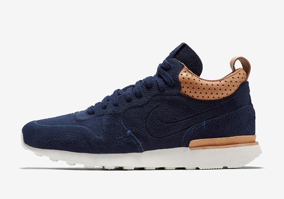 promo code 113a8 620ab Nike Internationalist Mid Royal