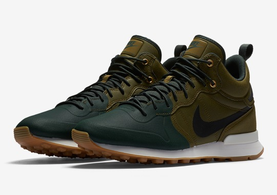 The Nike Internationalist Mid Utility Made For The Great Outdoors