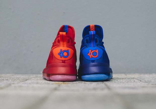 Nike KD 9 Fire and Ice | SneakerNews.com