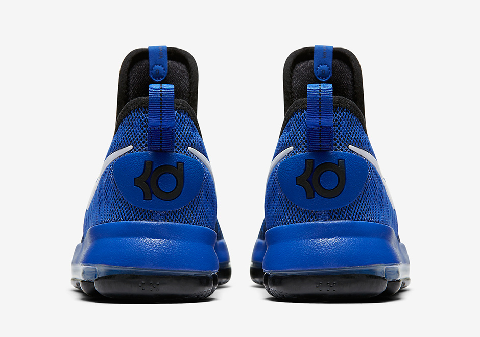 new concept 175d8 aad29 Nike KD 9 Game Royal Black 855908-410  SneakerNews.com
