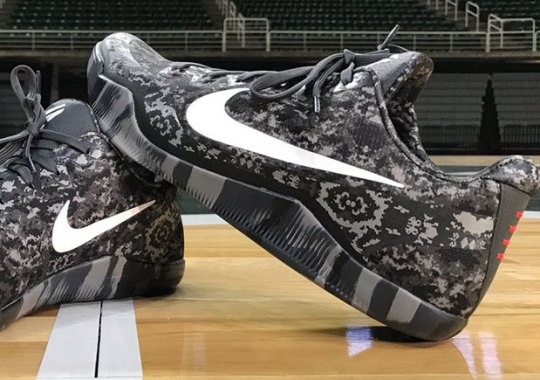 "Michigan State Spartans To Wear Nike Kobe 11 ""Armed Forces"" PE This Friday"