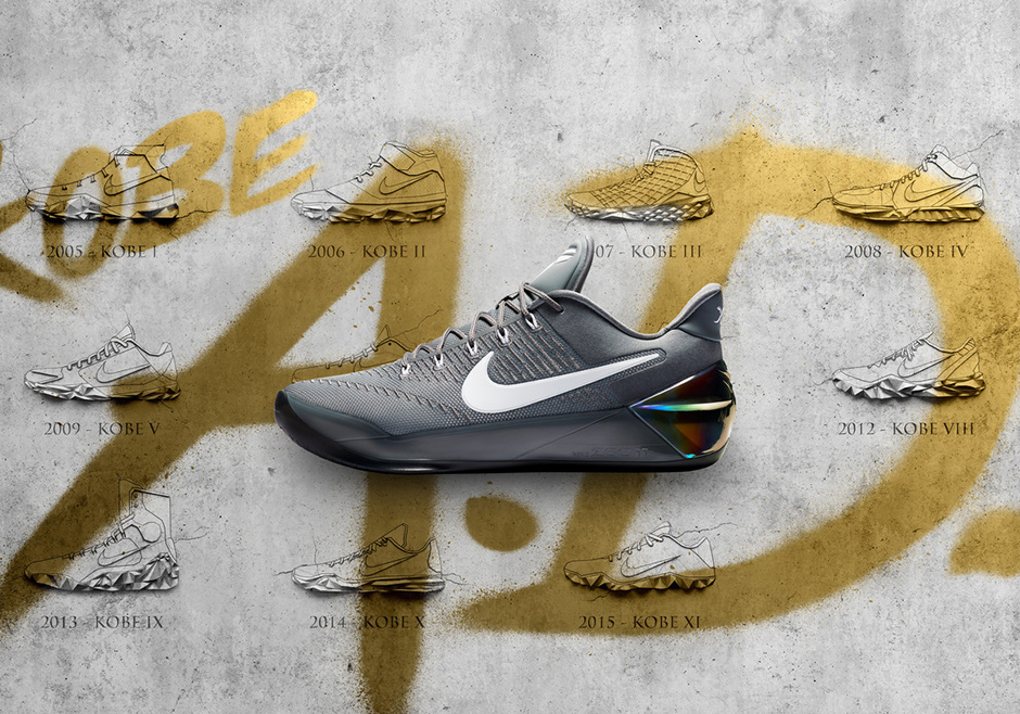 huge selection of 1c98b baa6f Nike Kobe AD Official Photos And Release Date   SneakerNews.com
