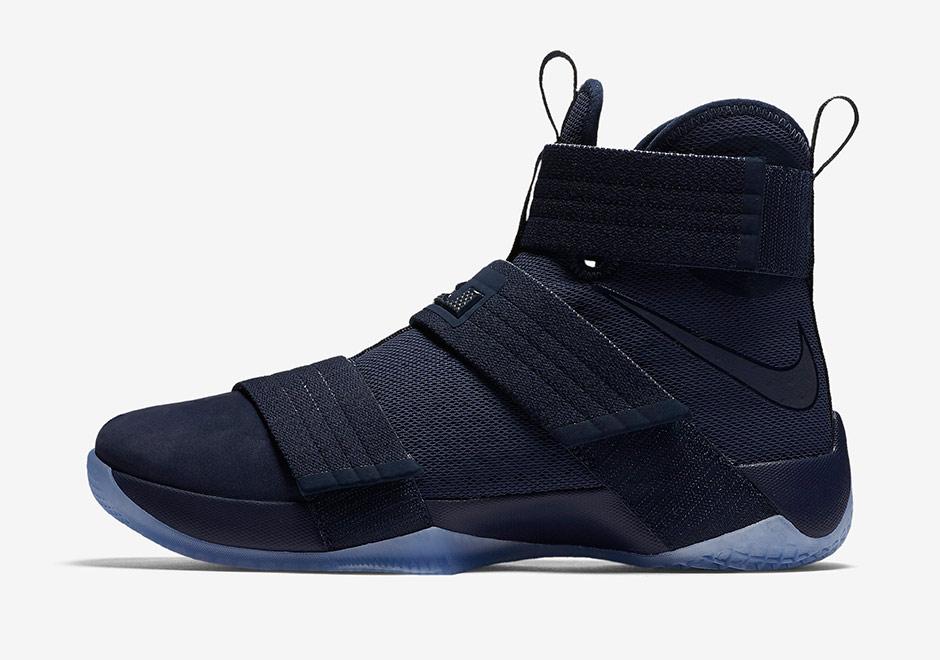 Nike LeBron Soldier Midnight Navy