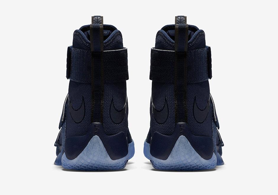 76107fdc8db Nike LeBron Soldier Midnight Navy 844378-444