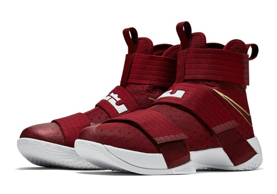 The Perfect Nike LeBron Soldier 10 For Cavs Fans Releases Next Month