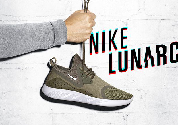 best sneakers 4818a e4dc2 Nike LunarCharge Premium LE Olive 923619-200 | SneakerNews.com