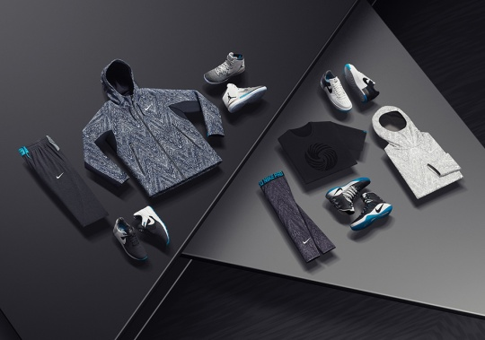 """The Latest Nike N7 """"Spirit of Protection"""" Collection Drops November 7th"""