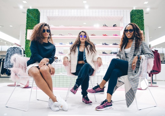 Nike And Nordstrom Team Up For A Women's Only Lifestyle Shop In Chicago