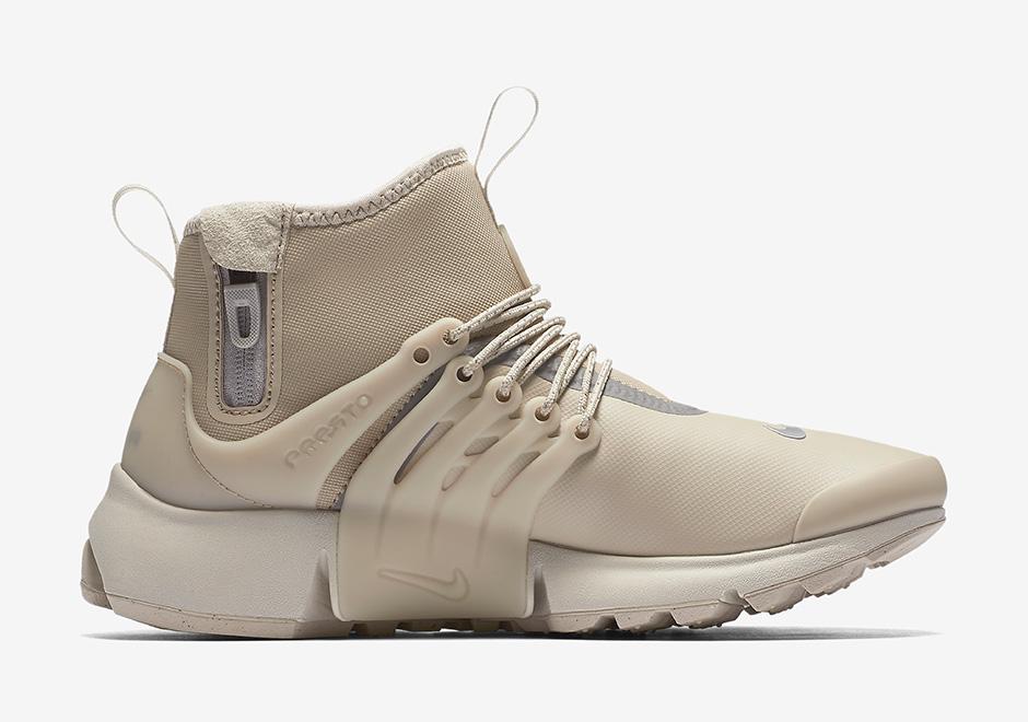 top fashion authentic later Nike Presto Mid Utility Tan Women's 859527-200 | SneakerNews.com