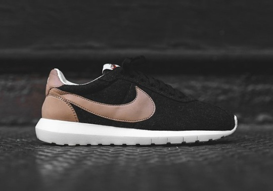 Upgrade Your Roshe Collection With Wool And Vegetable Tan Leather