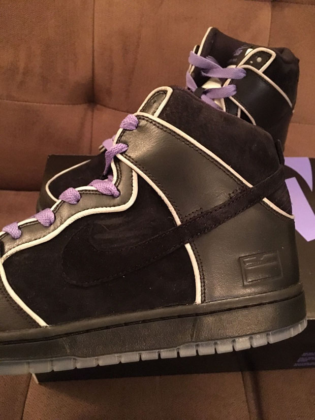 cheap for discount 514f2 e1b13 ... Used Authentic Nike Sb Dunk High Mf Doom Us Size 8 Uk Sz 7 Supreme Huf  ...
